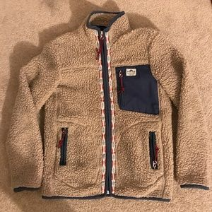 Penfield Shearling jacket